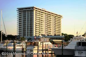 1 Channel Dr #1805, Monmouth Beach, NJ 07750