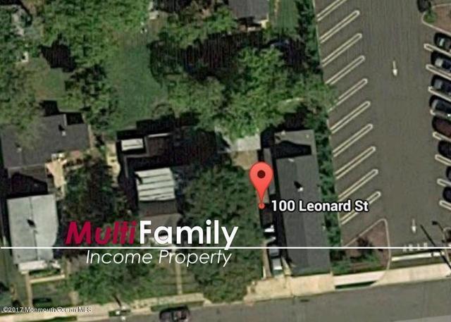 100 W Leonard St, Red Bank, NJ 07701