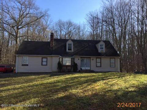 27 Moorehouse Rd, New Egypt, NJ 08533
