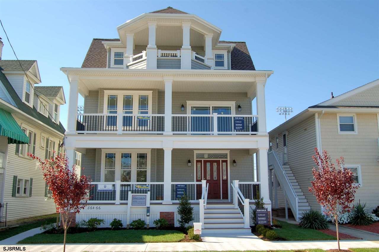 864 Brighton Pl #APT 1st, Ocean City, NJ
