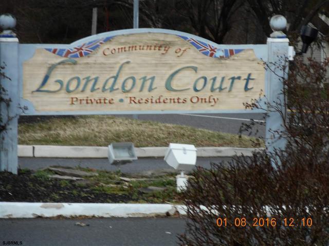 312 E London Ct #312, Egg Harbor Township, NJ 08234