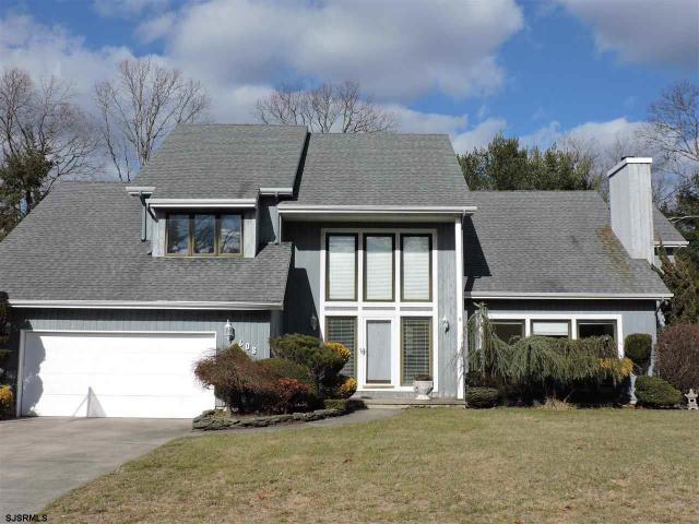 608 Oakcrest Dr, Linwood, NJ 08221