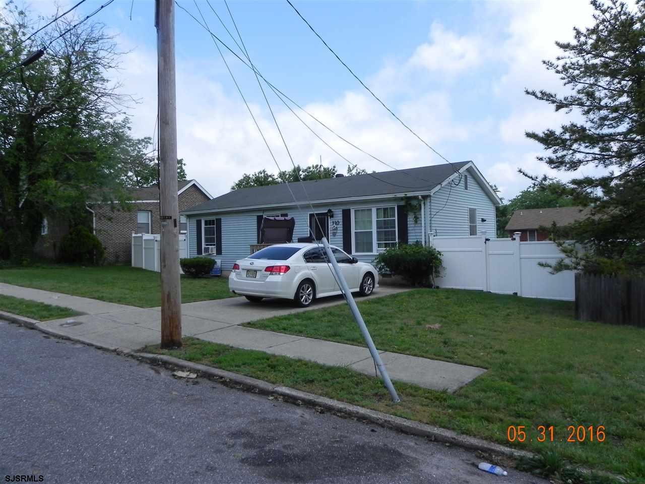110 E Thompson, Pleasantville, NJ 08232
