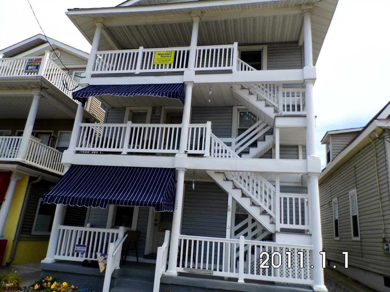 1349 West Ave #3RD , Ocean City, NJ 08226