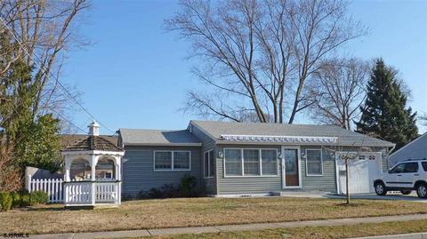 9 Jefferson Ave, Somers Point, NJ 08244
