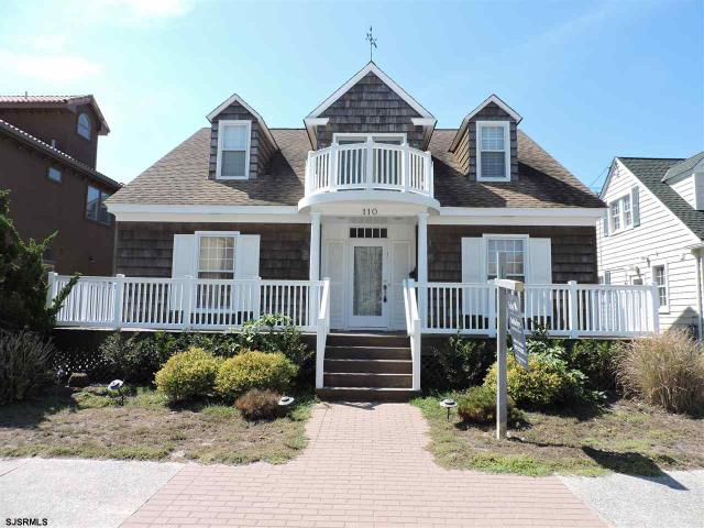 110 S Rumson Ave, Margate City, NJ 08402
