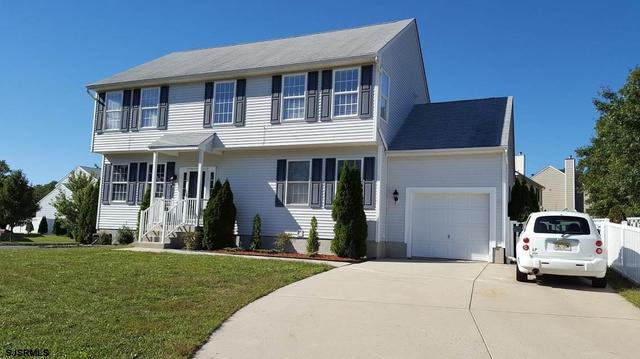 121 Windwood Dr, Egg Harbor Township, NJ 08234