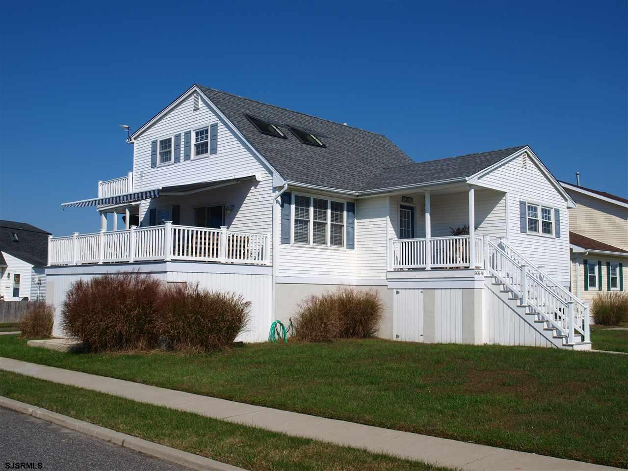 5436 Bay Avenue #5436 BAY Avenue, Ocean City, NJ 08226