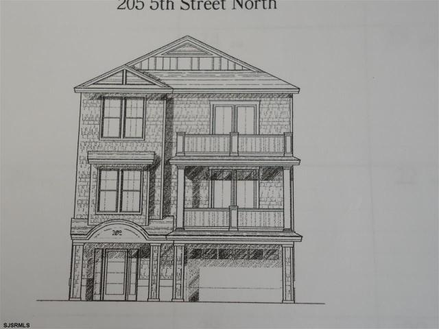 205 N 5th St, Brigantine, NJ 08203