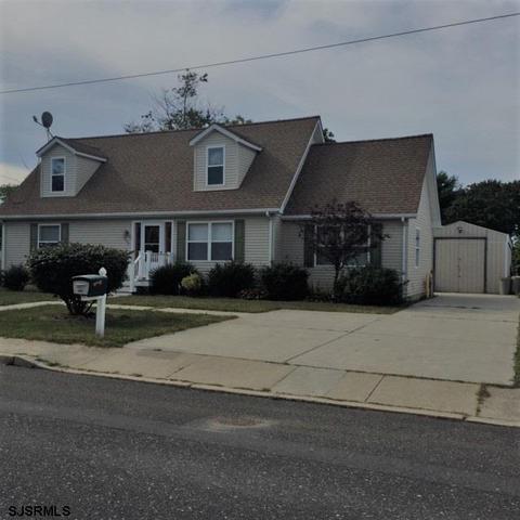 603 New Jersey, Pleasantville, NJ 08232