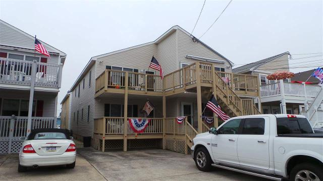416 W Bennett Ave #C TOP LEFT, Wildwood, NJ 08260