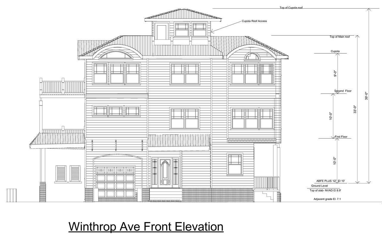 2 W Winthrop Avenue, Strathmere, NJ 08248