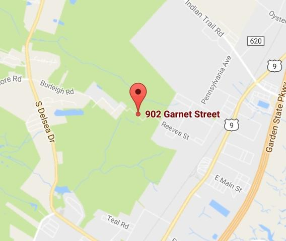 902 Garnet St, Cape May Court House, NJ 08210