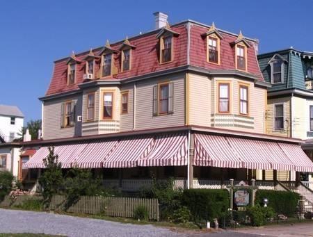 22 Ocean St #LEITH HALL, Cape May, NJ 08204