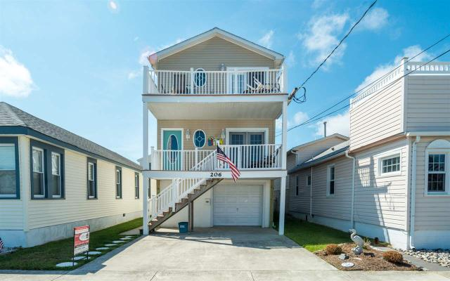 206 W 11th Ave, North Wildwood, NJ 08260