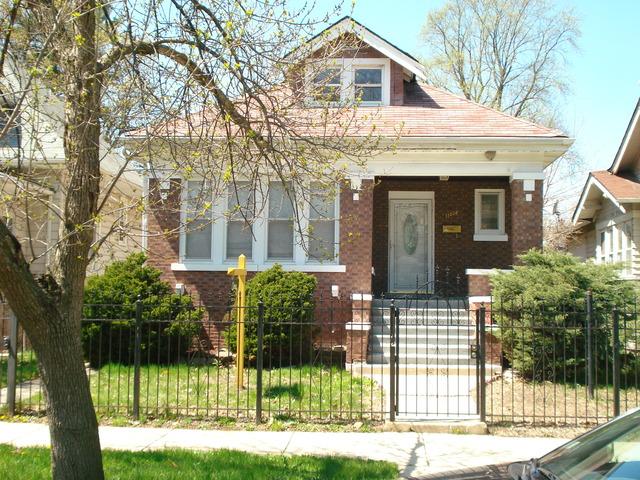 11338 S Eggleston Ave, Chicago, IL
