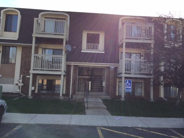 412 Gregory Ave #APT 2A, Glendale Heights, IL