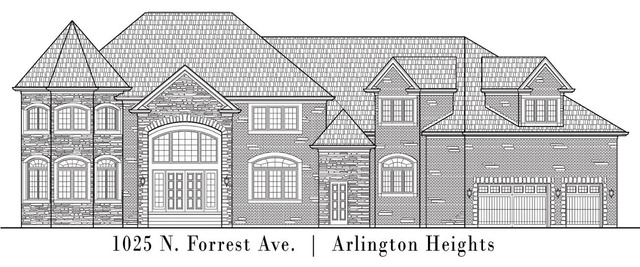 1025 N Forrest Ave, Arlington Heights, IL