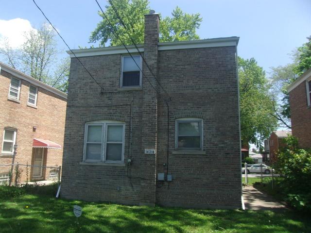 14318 S Stewart Ave, Riverdale, IL