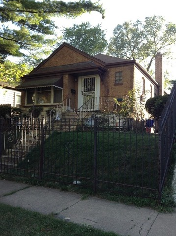 12254 S Yale Ave, Chicago, IL