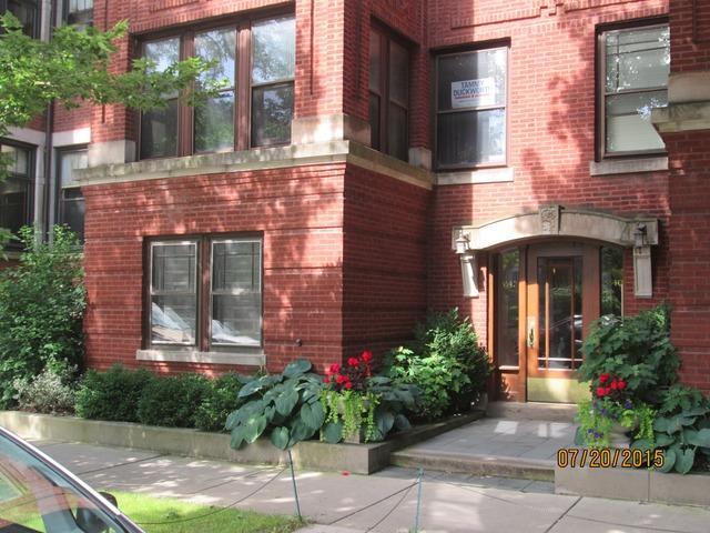 5542 S Blackstone Ave #APT 1, Chicago, IL