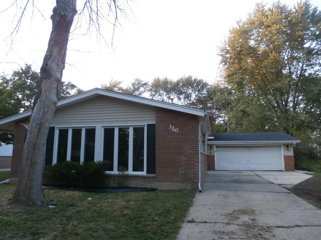 320 Illinois St, Park Forest, IL