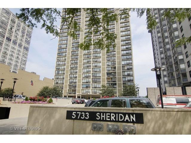 5733 N Sheridan Rd #APT 24a, Chicago, IL