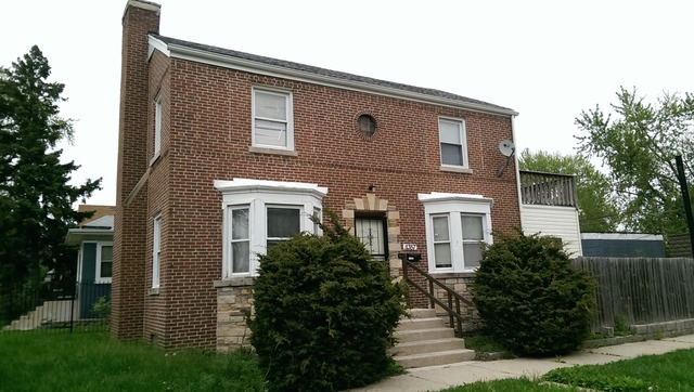11357 S Eggleston Ave, Chicago, IL