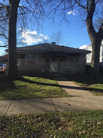 16334 Marshfield Ave, Markham, IL