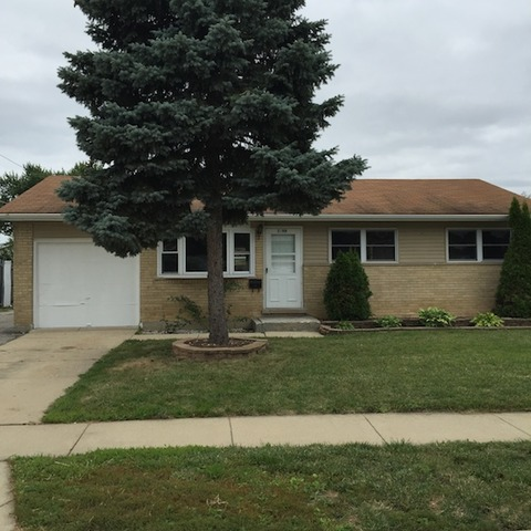 1698 Clifford St, Glendale Heights, IL