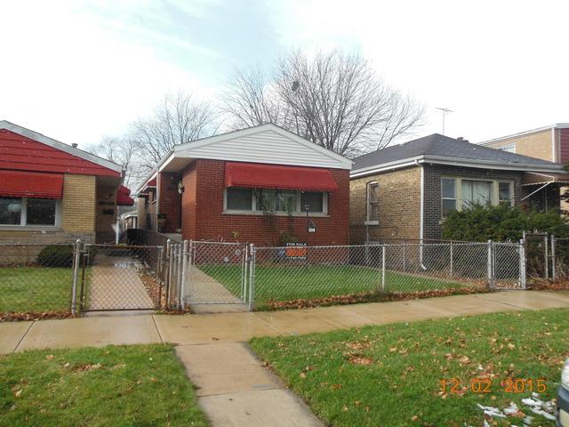 11348 S Racine Ave, Chicago, IL
