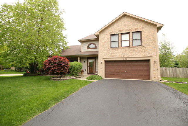 833 Clearcroft Ave, Bolingbrook, IL
