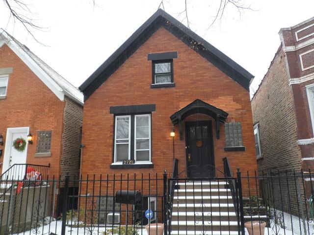 2722 S Drake Ave, Chicago, IL