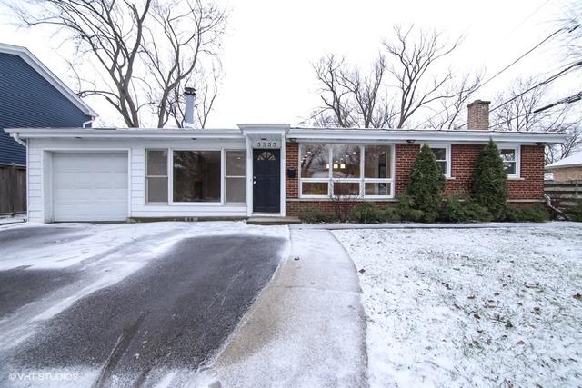 3533 Illinois Rd, Wilmette, IL