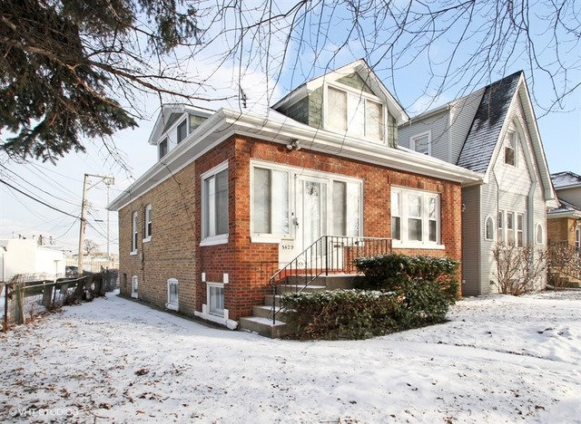 5429 N Mont Clare Ave, Chicago, IL