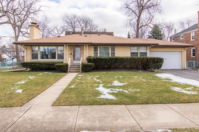 601 S Clifton Ave, Park Ridge, IL