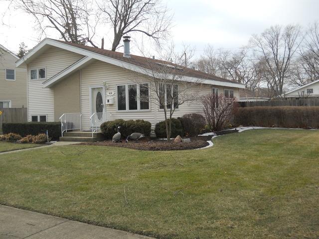 416 N Bierman Ave, Villa Park IL 60181