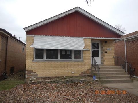 14205 S Emerald Ave, Riverdale, IL