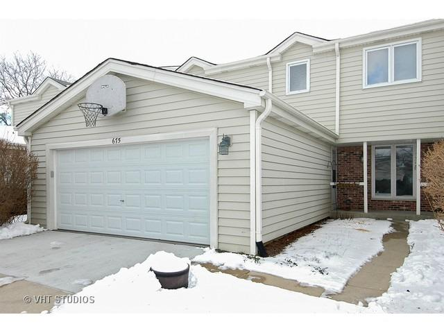 675 London Sq #APT 675, Hoffman Estates IL 60169