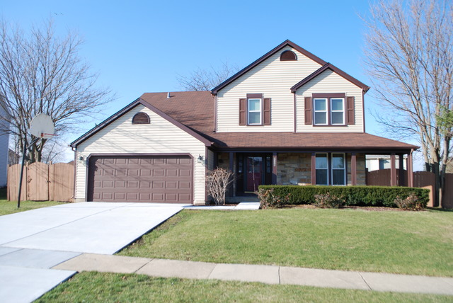 4330 Oak Knoll Ln, Hoffman Estates, IL