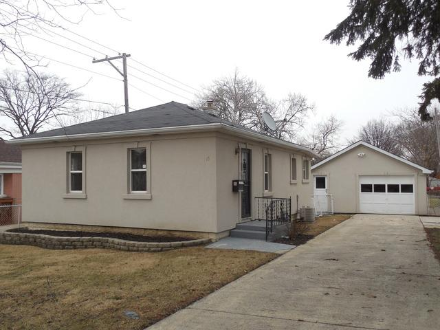 15 N Bierman Ave, Villa Park IL 60181