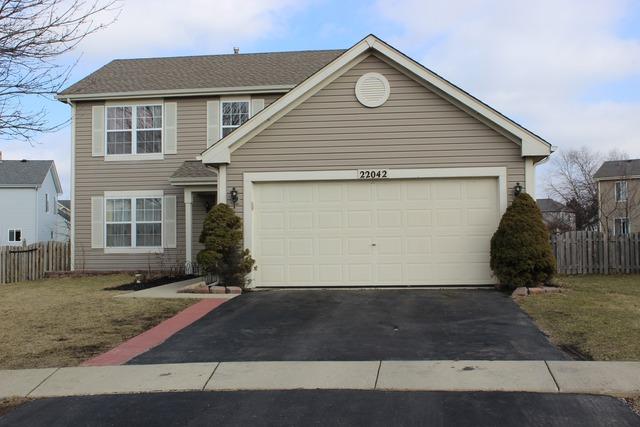 22042 W Petoskey Ct, Plainfield, IL