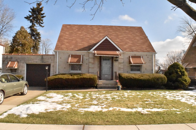 4109 N Oleander Ave, Harwood Heights, IL
