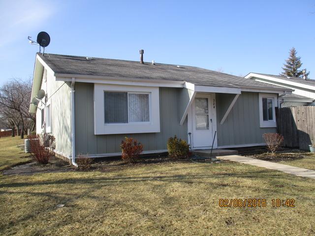 204 Briarwood Ct #APT 204, Matteson, IL