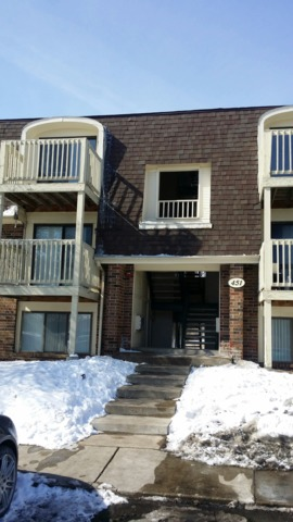 451 Gregory Ave #APT 3c, Glendale Heights, IL