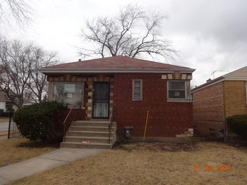 556 W 126th Pl, Chicago IL 60628