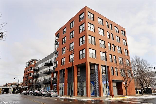 1601 S Halsted St #APT 205, Chicago IL 60608