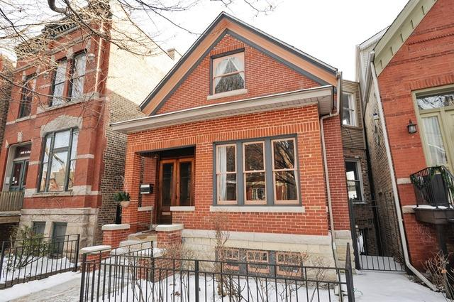 1117 N Hoyne Ave, Chicago IL 60622