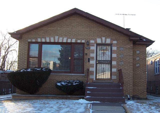 14432 S Eggleston Ave, Riverdale, IL
