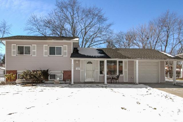 860 Olive St, Hoffman Estates, IL